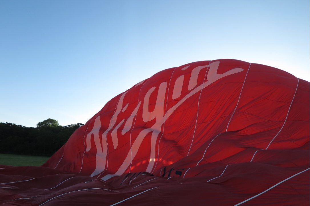 Hot Air Ballooning: My First Time And Not My Last!