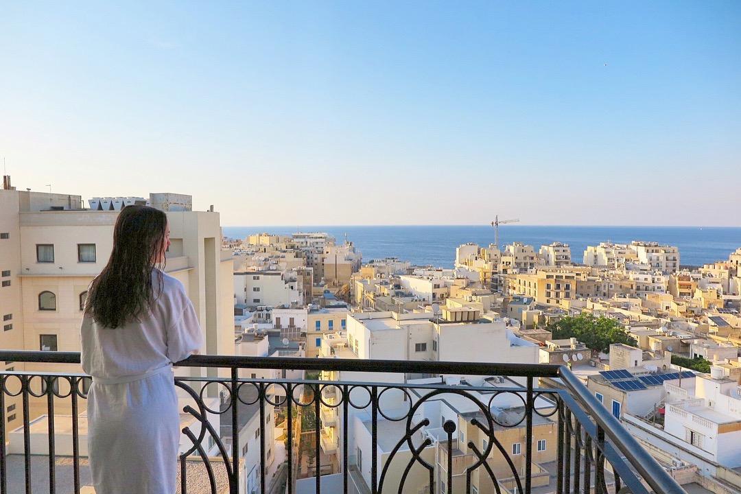 The Pearl Hotel Sliema Malta