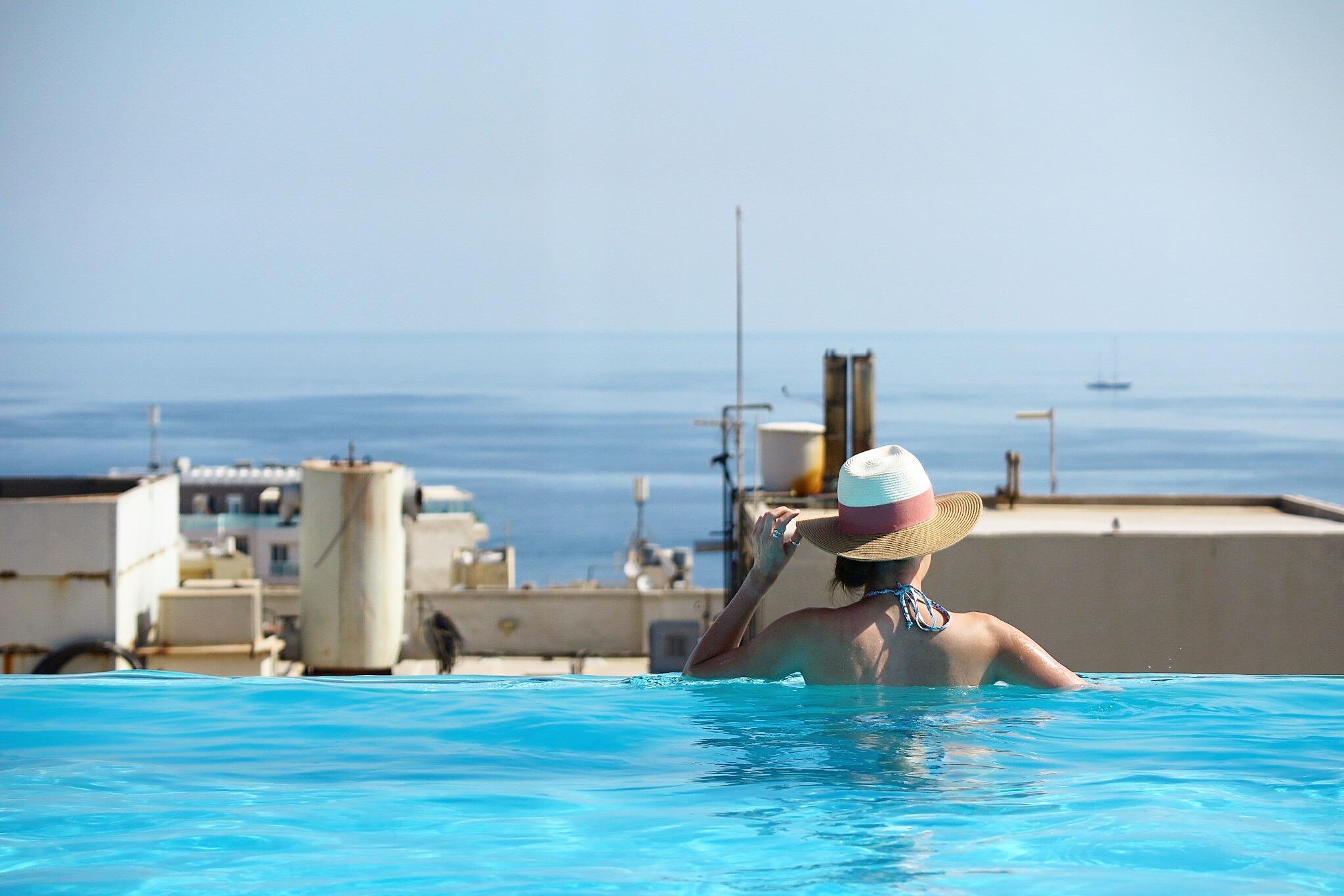 Infinity pool Malta