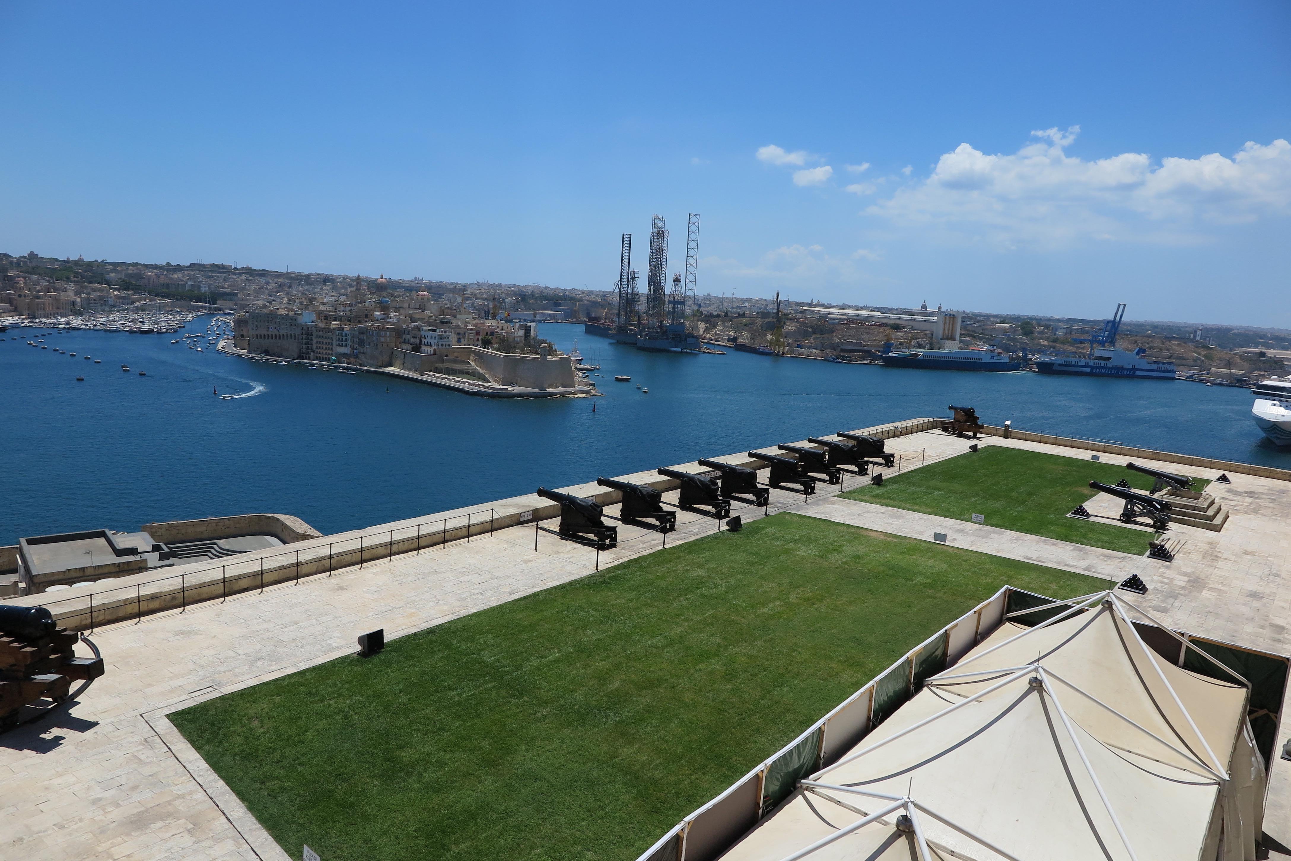 Military Valletta Malta