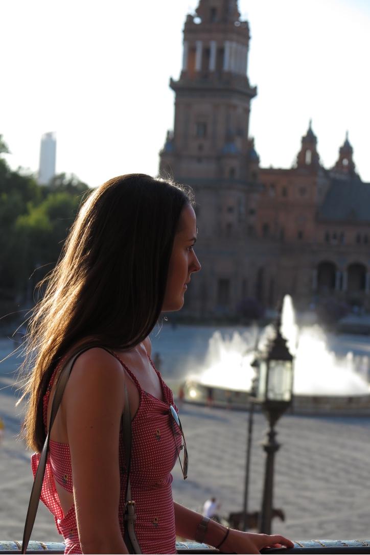PLASA DE ESPANA PORTRAIT