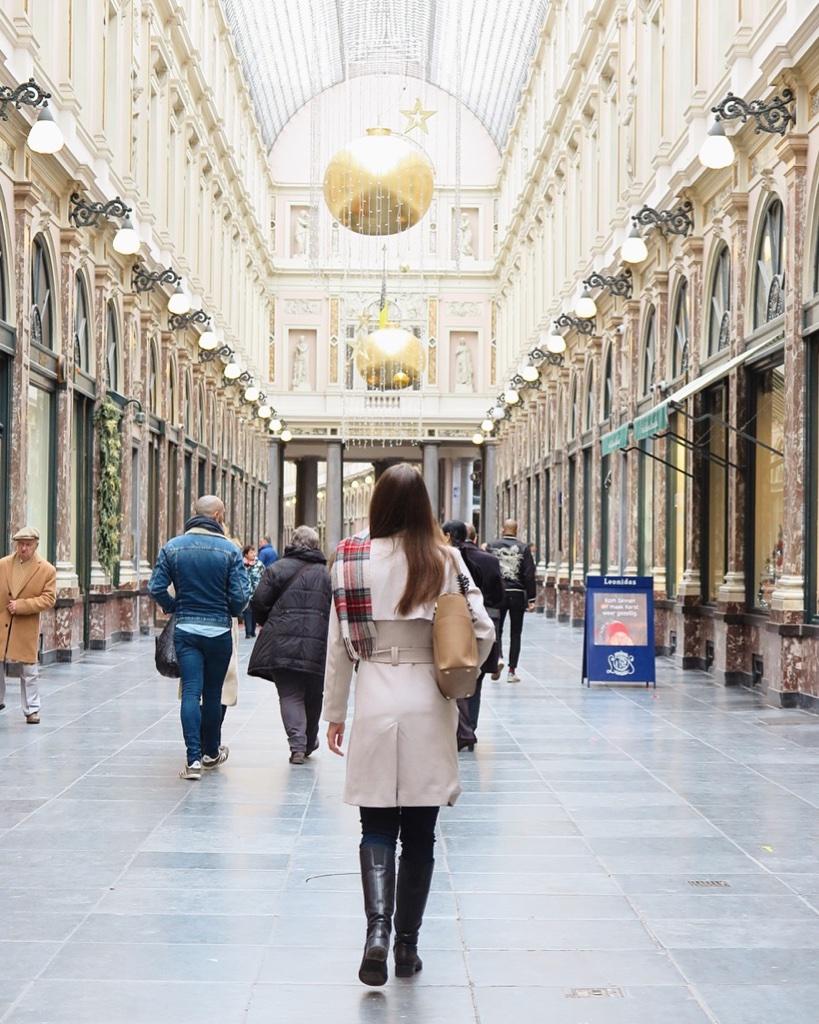 Shopping Belgium