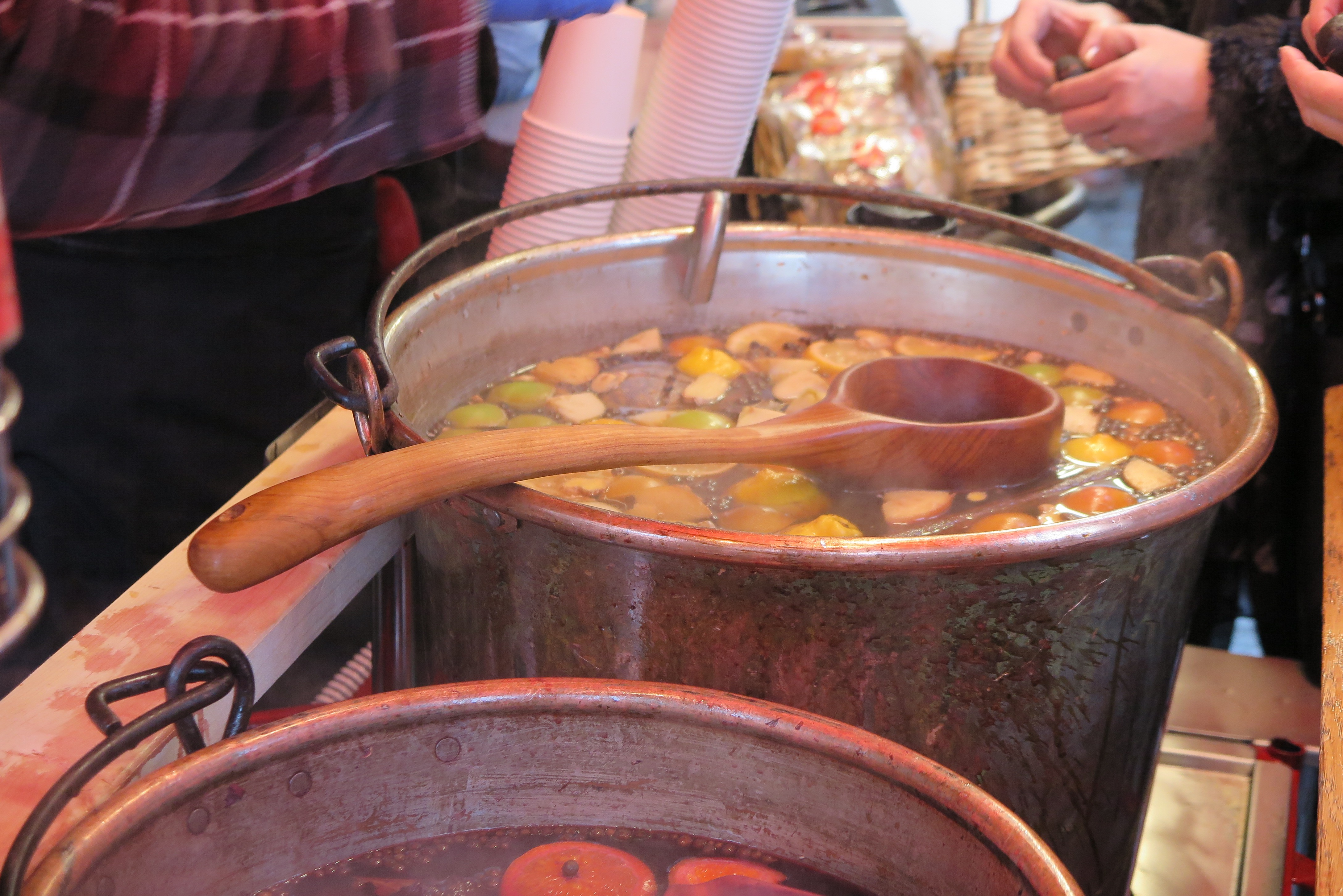 Mulled wine Bath Christmas Market