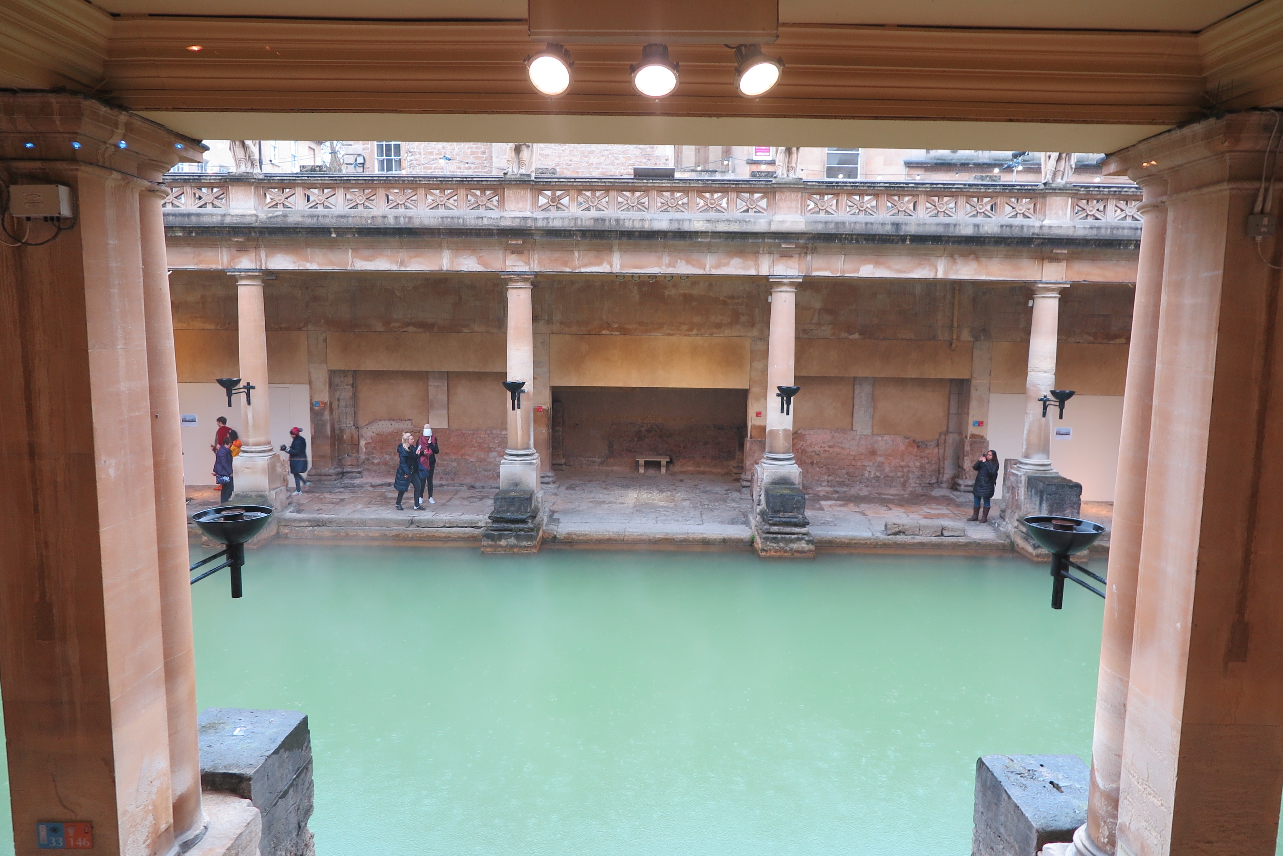 The Roman Baths Tour Bath