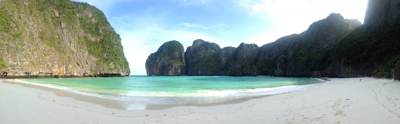 THAILAND: MAYA BAY, 'THE BEACH'