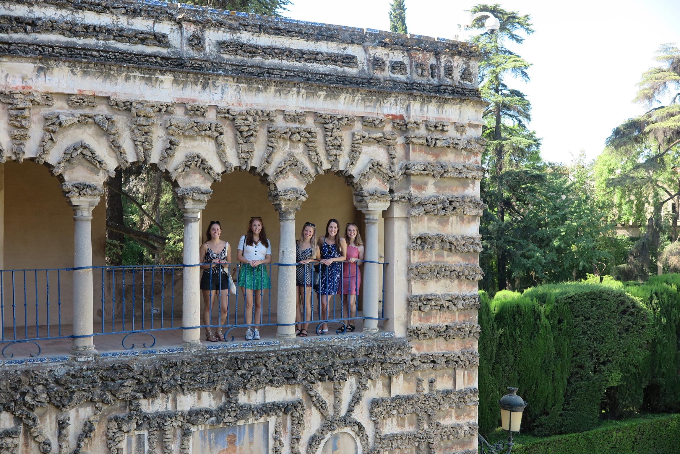 Alcazar Palace Seville