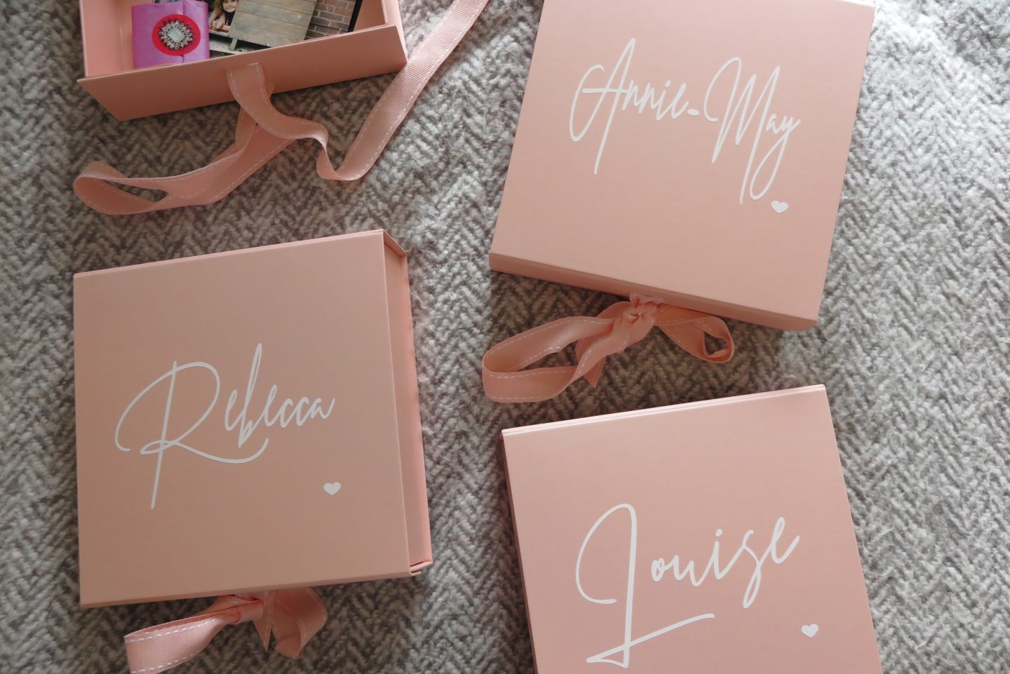WHAT I BOUGHT MY BRIDESMAIDS