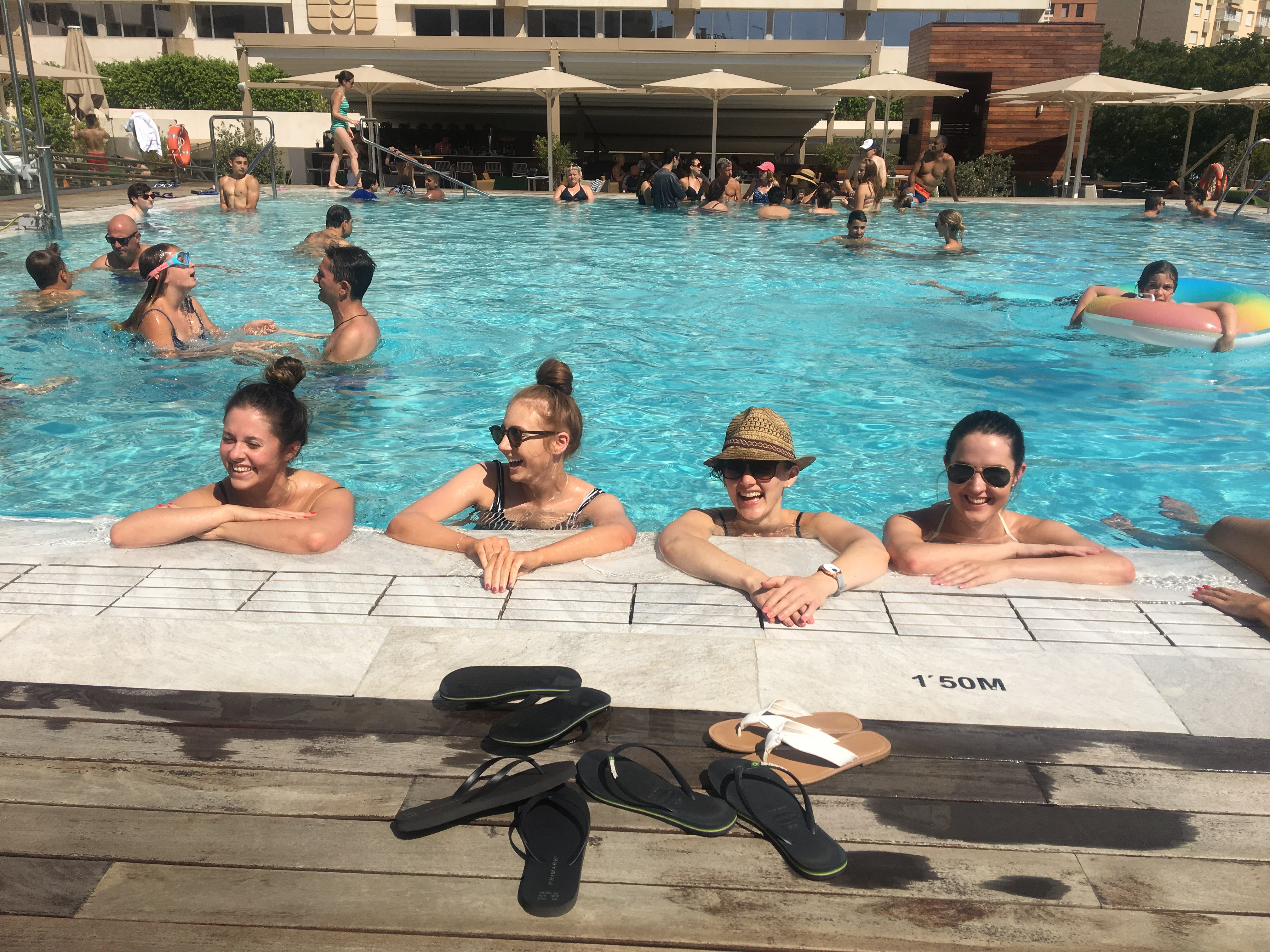 Hotel Melia Sevilla Swimming Pool