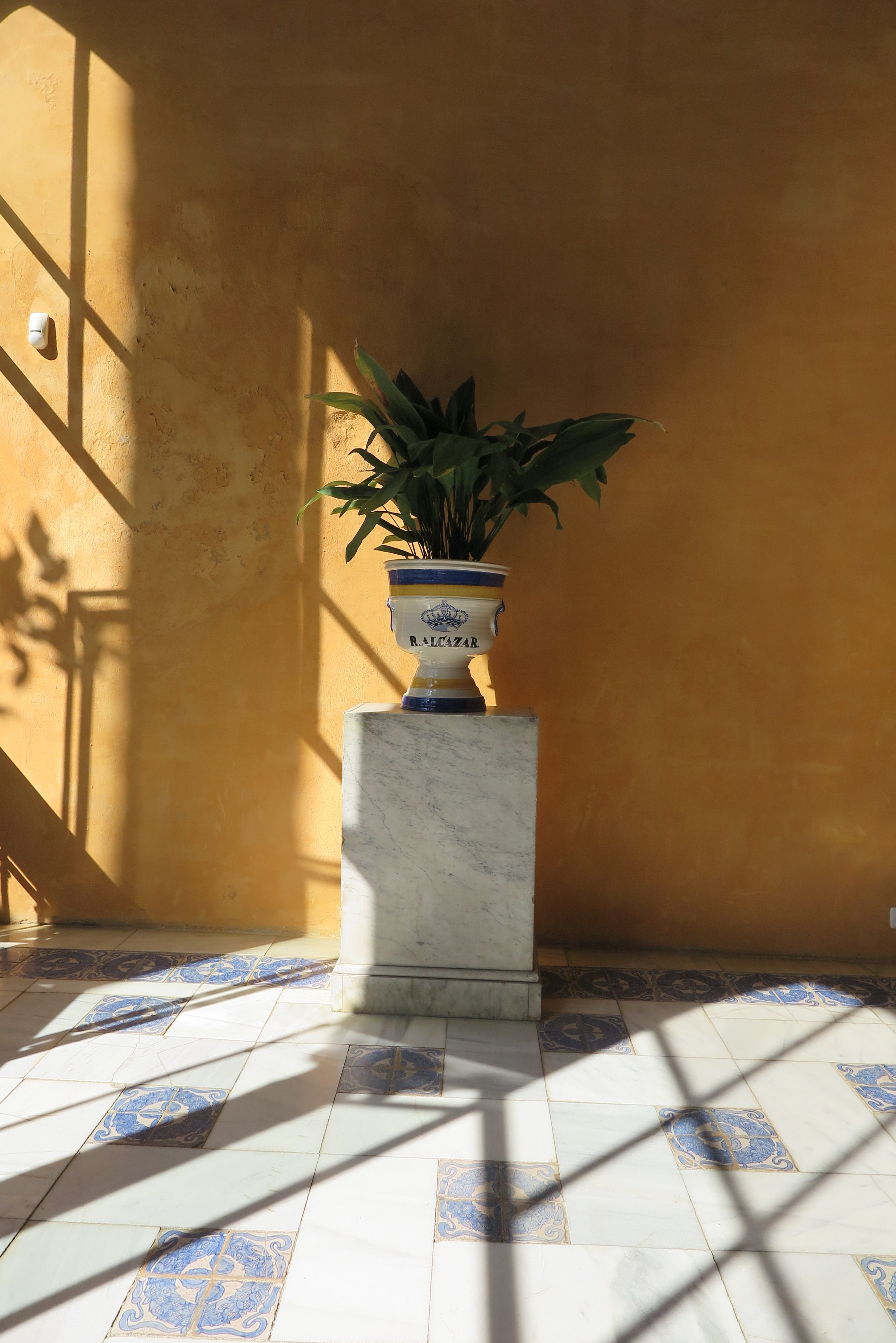 Alcazar Palace Sevilla