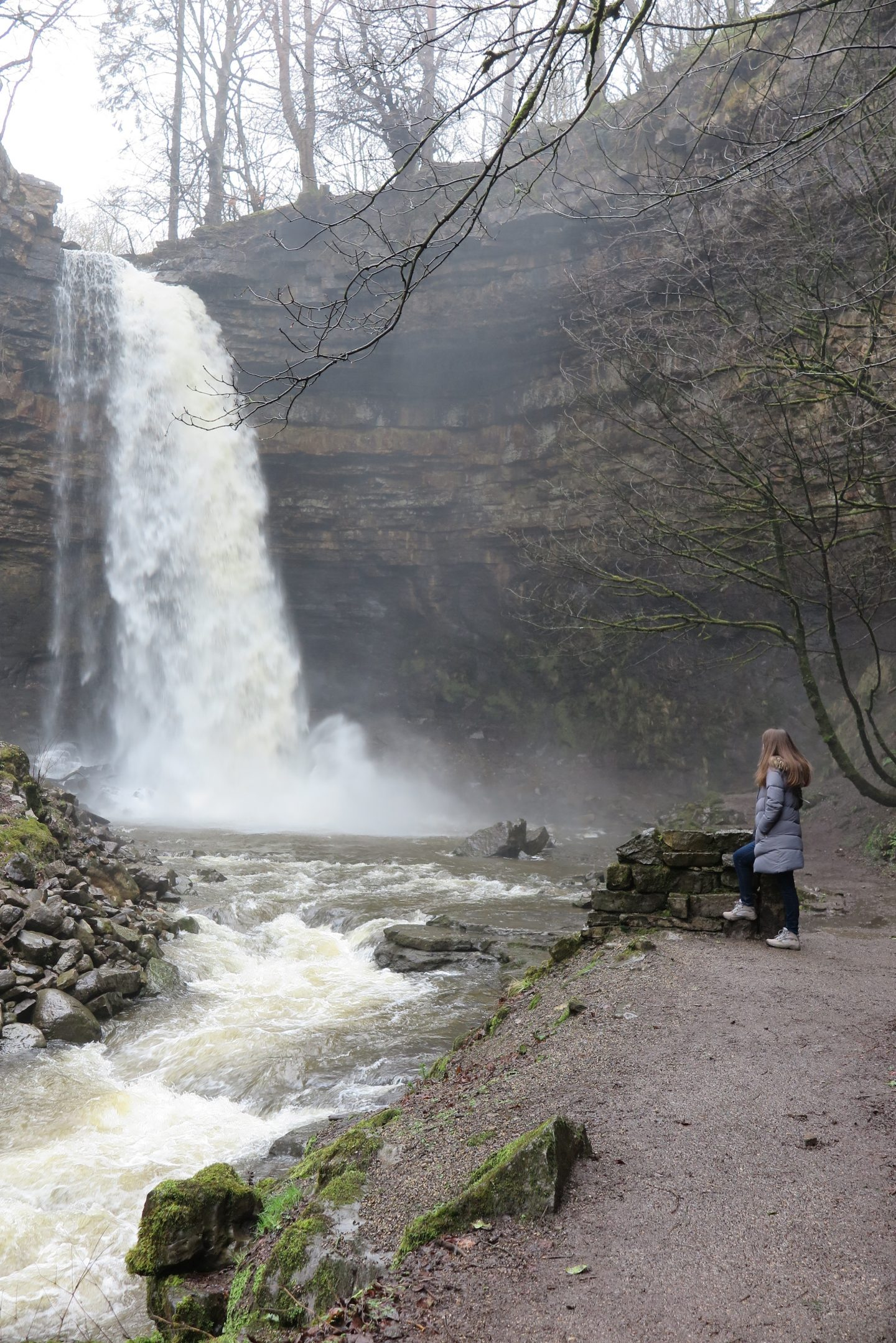 A weekend of waterfalls…no expensive flight required!